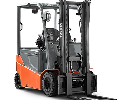 Electric 8FBN (4 Wheeler Forklift)