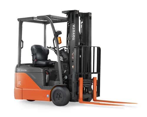 Electric 8FBE ( 3 Wheeler Forklift )
