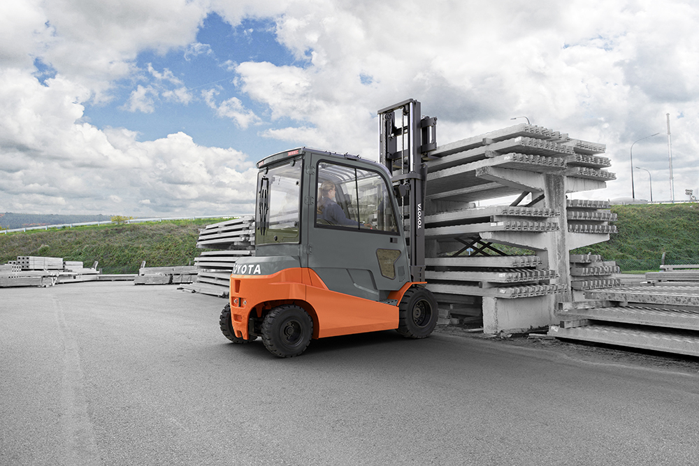 Toyota Archives - Forklift Truck OFS