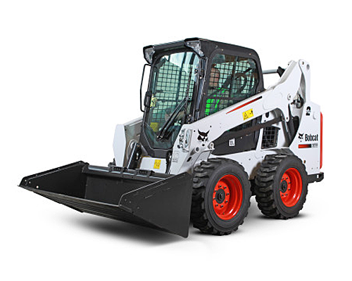 Bobcat Skidsteer Loaders – s570
